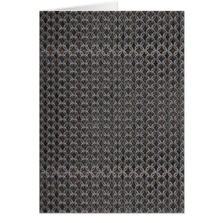 Chainmail Greeting Card