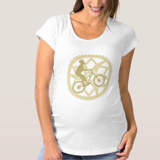 Chainring biker maternity T-Shirt