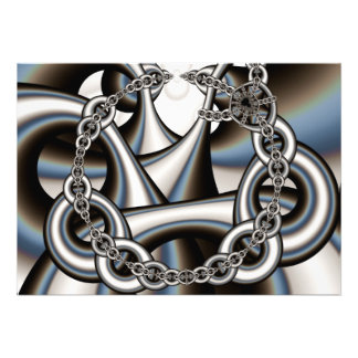 chains-434021 DIGITAL ART GANGSTER PRISON CHAINED Cards