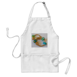 Chains of Love by MelinaWorld Jewellery Standard Apron