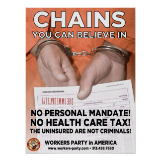 'Chains You Can Believe In' Poster
