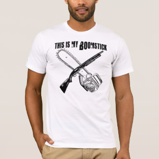 Chainsaw and Boomstick T-Shirt