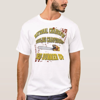 Chainsaw Juggling T-Shirt