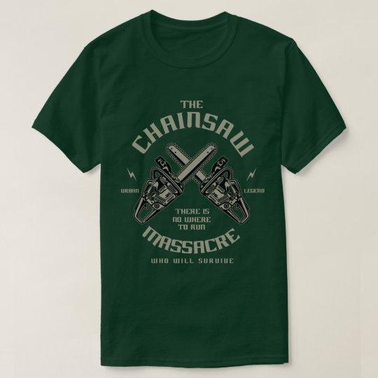 Chainsaw Massacre Men's T-Shirt