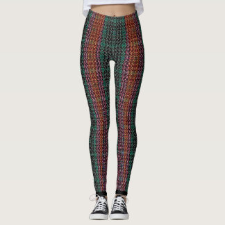 CHAINSTRIPES AMBER LEGGINGS