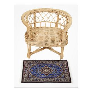 Chair032309 21.5 Cm X 28 Cm Flyer