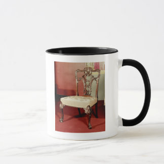 Chair, Chippendale 'Director' design, c.1760 Mug