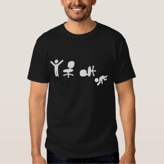 Chair Jousting T-Shirt