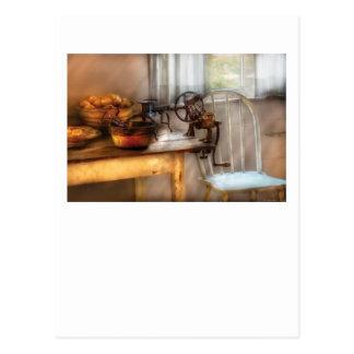 Chair - Kitchen Preparations Postcard