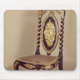 Chair, mid 19th century mouse mat