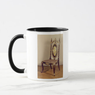 Chair, mid 19th century mug