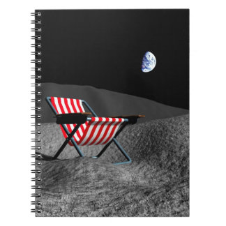 Chair on the Moon Notebooks