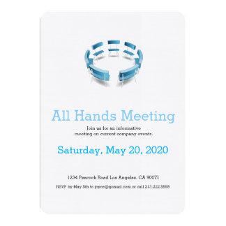 Chair Team Invitation