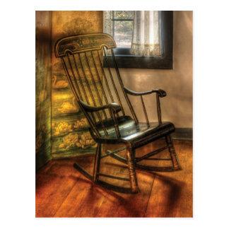 Chair - The rocking chair Postcard