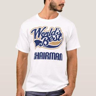 Chairman Gift (Worlds Best) T-Shirt