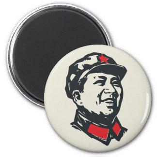 Chairman Mao Portrait Refrigerator Magnets