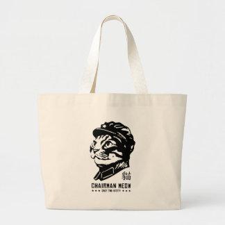 Chairman Meow - Cat Propaganda Bag
