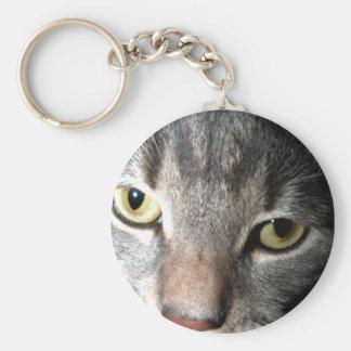 Chairman Meow Eyes Keyring Keychains