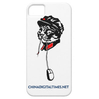 Chairman Meow is Hungry! iPhone case by Badiucao
