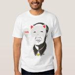 Chairman Meow (White) T-shirt