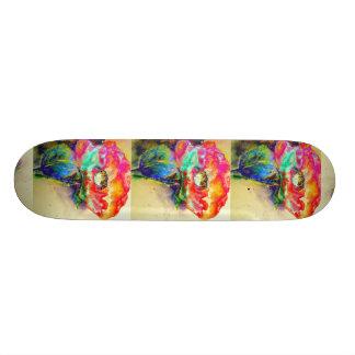 Chakas Poppy Custom Skateboard