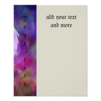 "chakra,angel,healer,healing from god,angels,love, 4.5"" x 5.6"" flyer"