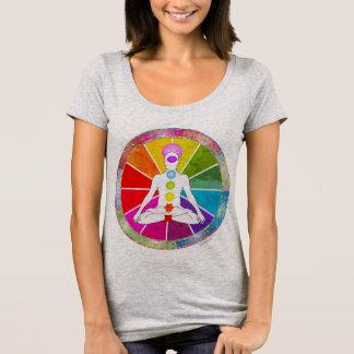 Chakra aura T-shirt