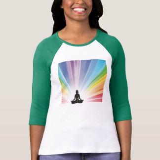 Chakra, aura,yoga,yogi,woman,energy,prana,chi,love t shirts