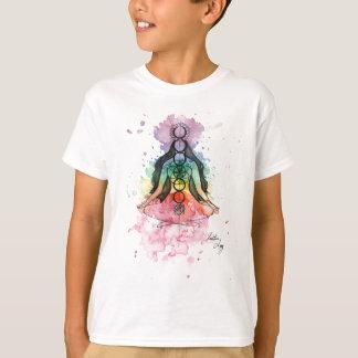 Chakra Balance Watercolor T-shirts