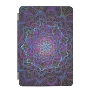 Chakra Blossom, boho, new age, spiritual iPad Mini Cover
