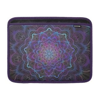 Chakra Blossom, boho, new age, spiritual MacBook Sleeve