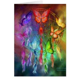 Chakra Dreams Art Card