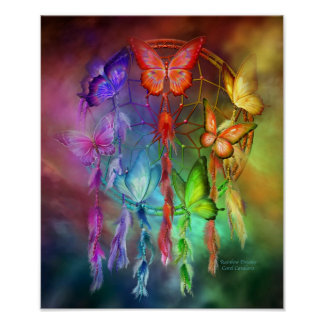 Chakra Dreams Fine Art Poster/Print Poster