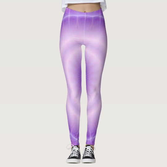 Chakra Energy (& winks violet) Leggings