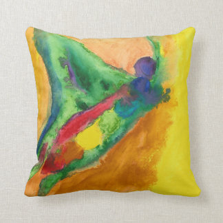 Chakra Flutterby energetic pillow Throw Cushions