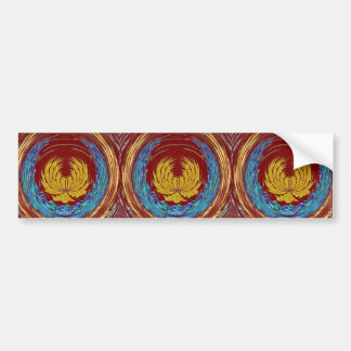 CHAKRA Giveaway Return+Gifts Heart,Green,Peace $$$ Bumper Stickers