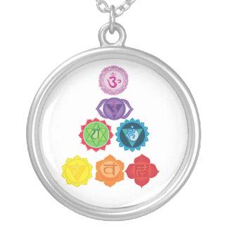 Chakra Gofts- Seven Chakra Balancing  Necklace