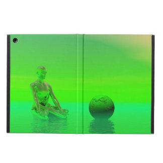 chakra green iPad air covers