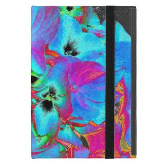 Chakra Hydrangea Covers For iPad Mini