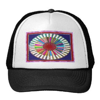CHAKRA Light Source Meditation Mesh Hat