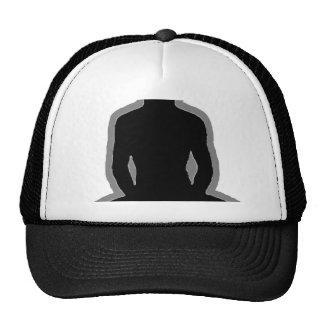 chakra_man 3 trucker hats