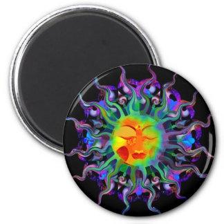 Chakra Sun Magnet