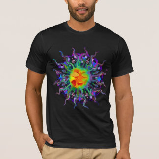 Chakra Sun One Sided Shirt