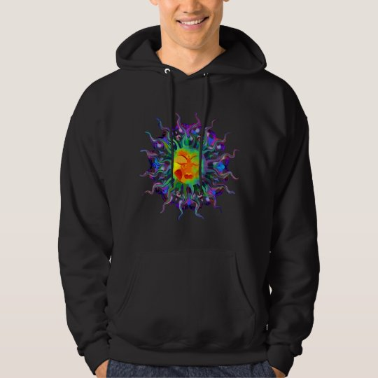 Chakra Sun Two Sided Shirt