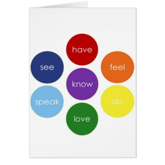Chakra Super Powers Card