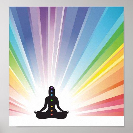 chakra system yoga yogi zen aura ohm chi