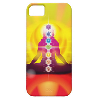 Chakra Wheel of Life iPhone 5 Case