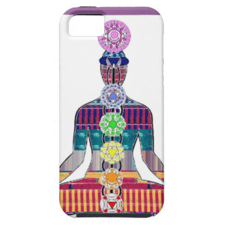 CHAKRA Yoga Meditation Spiritual Healing NVN688 FU iPhone 5 Cases