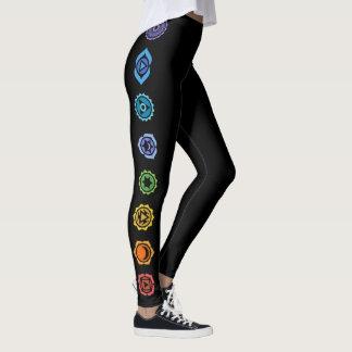 Chakras Leggings