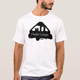 Chalet Corgis T-Shirt